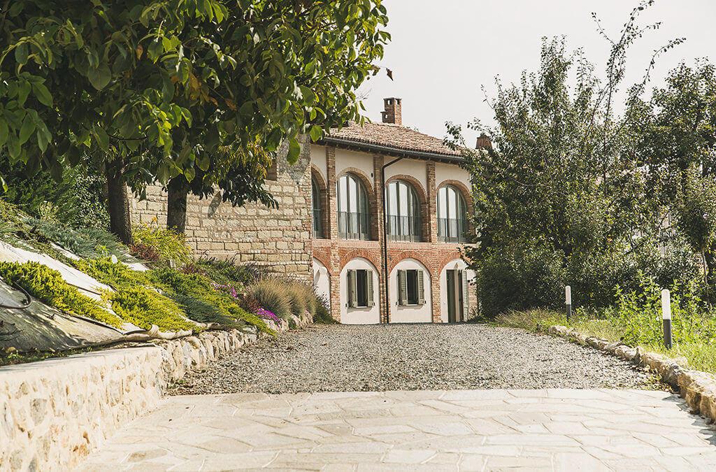 farmhouse refurbishment,Monferrato