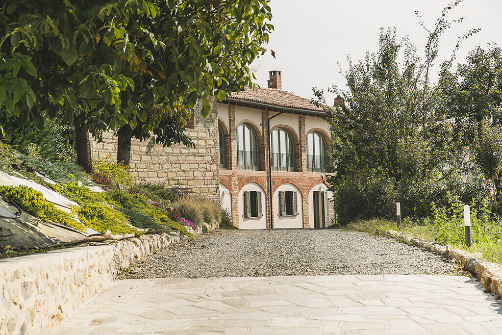 farmhouse refurbishment,Monferrato