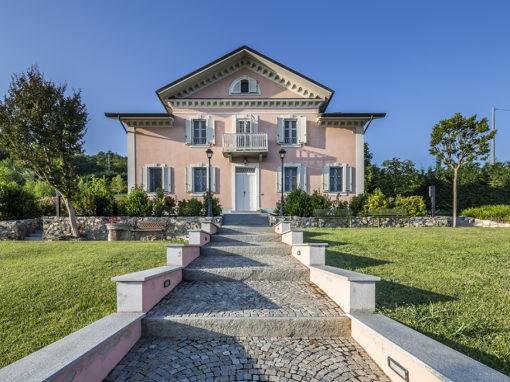 Villa Martina, Monferrato