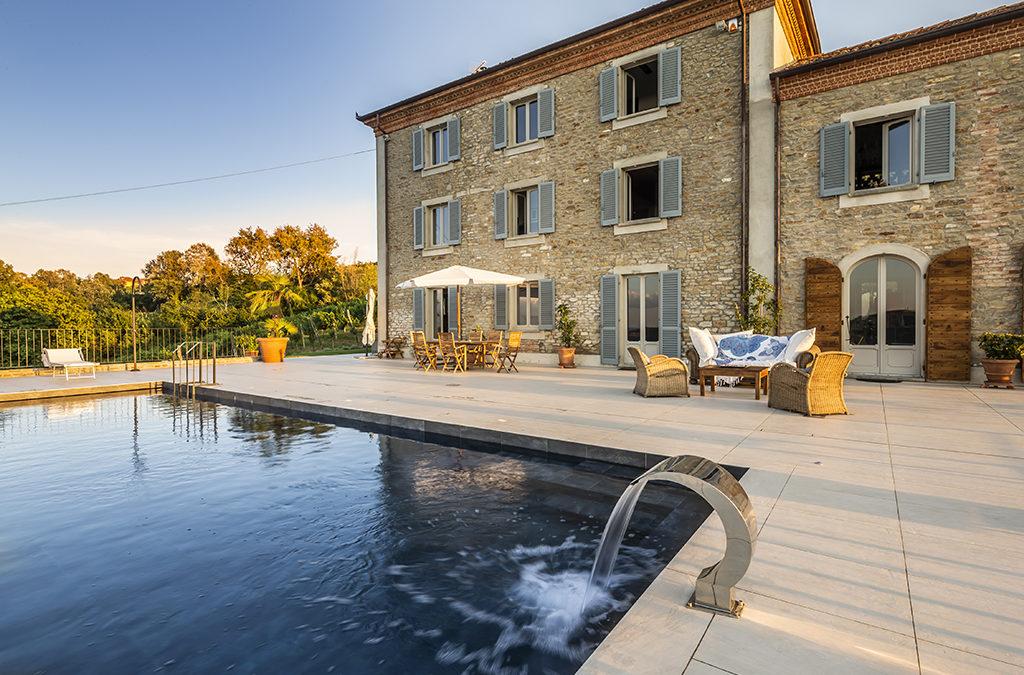 Villa refurbishment,Langhe